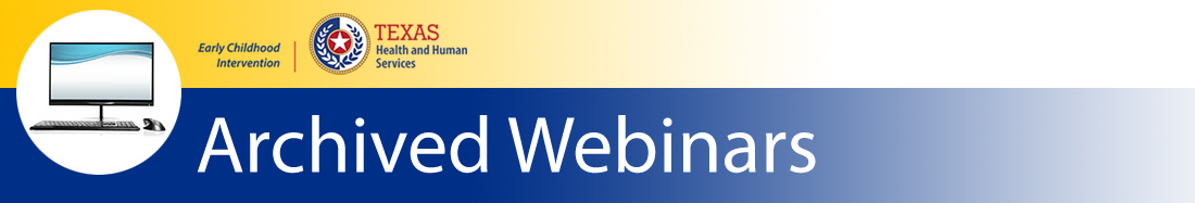 ECI New Archived Webinars banner
